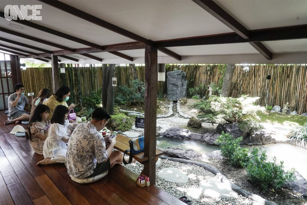 Magokora teahouse