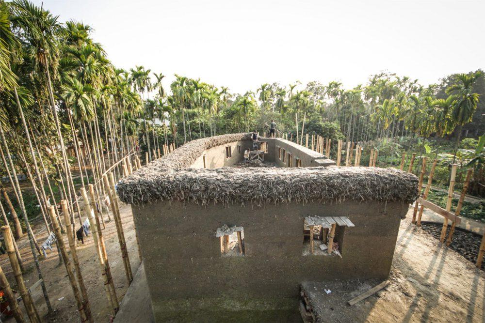 วัสดุท้องถิ่นสำหรับใช้ก่อสร้าง anandaloy