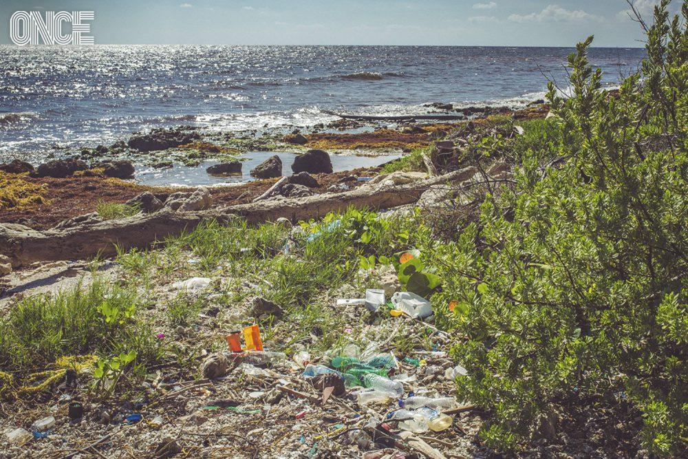 plastic garbage